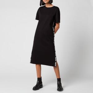 HUGO Women's Nessuna T-Shirt Dress - Black