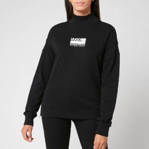 HUGO Women's Nelinda Sweatshirt - Black