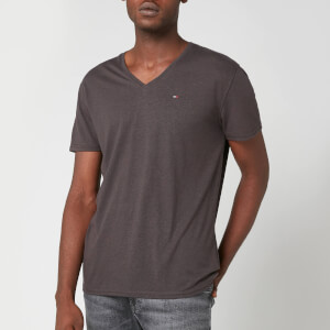 Tommy Jeans Men's Original Triblend V-Neck T-Shirt - Tommy Black