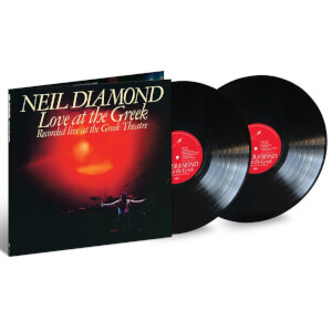 Neil Diamond - Live At The Greek 2LP