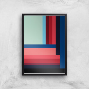 Stripes Giclee Art Print
