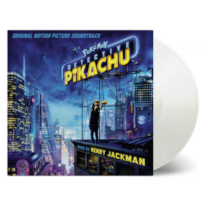 Detective Pikachu 2x Colour LP