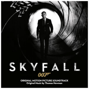 Skyfall 2x Colour LP