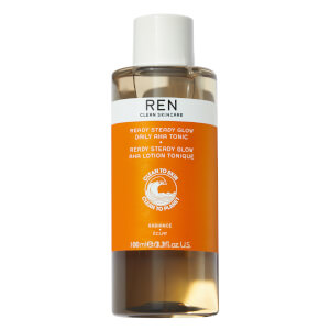 REN Clean Skincare Ready Steady Glow Daily AHA Tonic 100ml