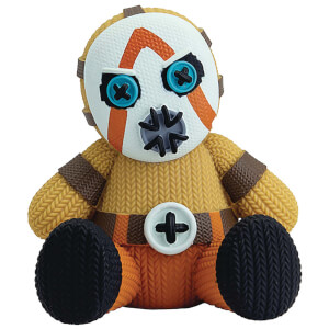 Coop Borderlands Psycho Bandit Handmade by Robots Vinyl Figure