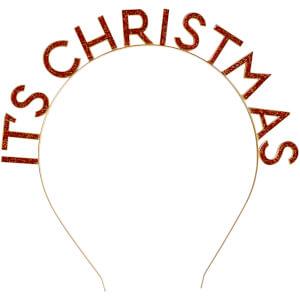 It's Christmas! Festive Headband