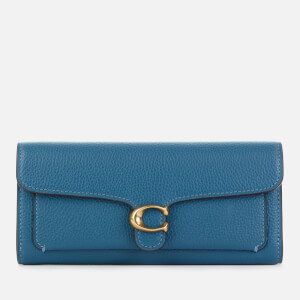 Coach Women's Tabby Long Wallet - Lake