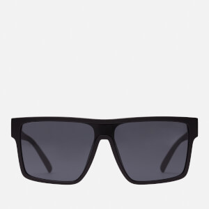 Le Specs Women's Minimal Magic Sunglasses - Matte Black
