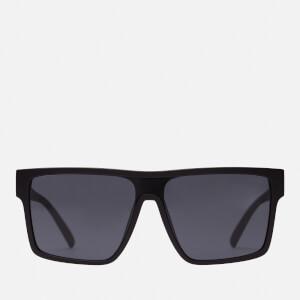 Le Specs Women's Minimal Magic Sunglasses - Matte Black