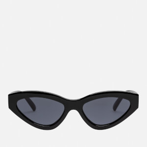 Le Specs Women's Synthcat Sunglasses - Black
