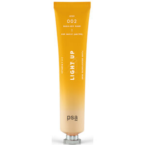 PSA SKIN Light Up Vitamin C and E Flash Brightening Mask 50ml