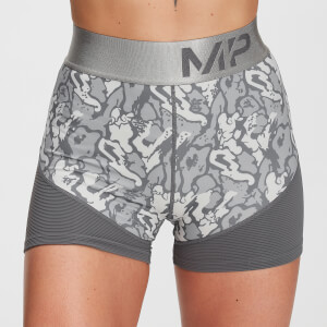 MP Women's Adapt Textured Shorts- Carbon