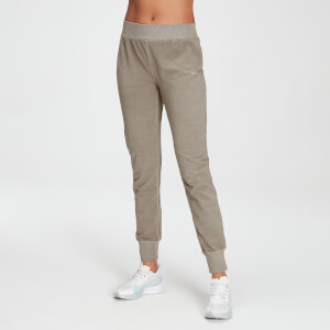 MP Women's Raw Training Washed Joggers - Taupe
