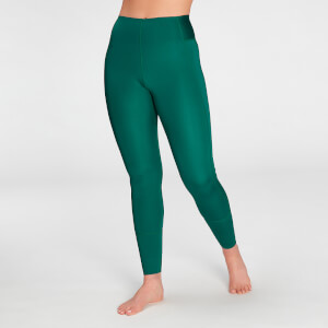 MP Women's Composure Leggings- Energy Green