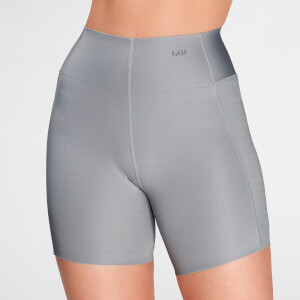 MP Women's Composure Cycling Shorts- Thunder Grey