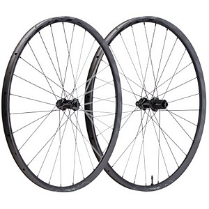 Easton EC70 AX Carbon Wheelset - 700c Clincher Disc