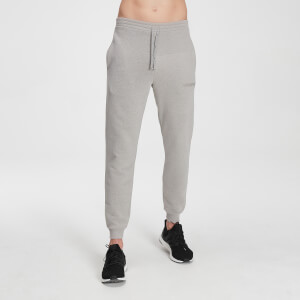 MP Men's Tonal Graphic Joggers – Storm Grey Marl