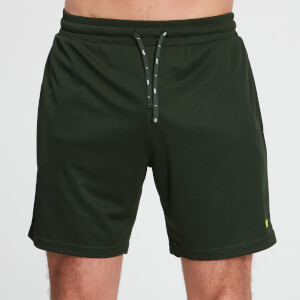 MP Men's Graphic Training Short - Dark Green
