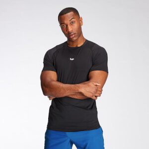 MP Men's Engage Short Sleeve T-Shirt - Black