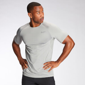 MP Men's Agility Short Sleeve T-Shirt - Storm