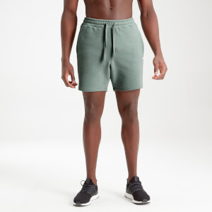 MP Men's Essential Sweat Shorts - Washed Green