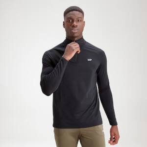 MP Men's Essentials Training 1/4 Zip - Black