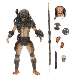 NECA Predator 2 Ultimate Stalker 7 Inch Scale Action Figure