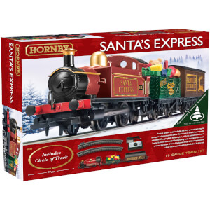 Santa's Express Model Train Set