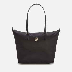 Tommy Hilfiger Women's Poppy Tote Bag - Black