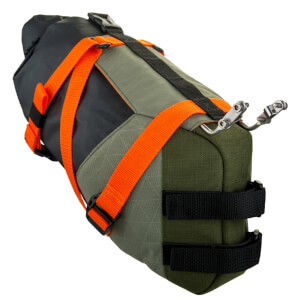 Birzman Packman Saddle Pack with Waterproof Carrier - Green