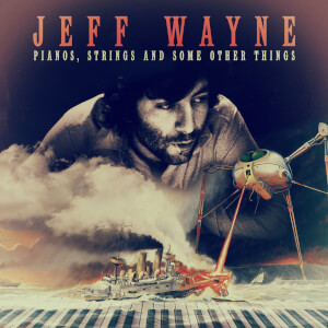 Jeff Wayne - Pianos, Strings And Some Other Things Limited Edition Vinyl