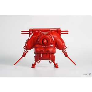 PureArts x Daytoner - Master9Eyes 1/12 Scale Limited Edition Vinyl Figure - 6 Inch