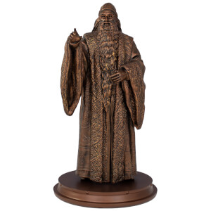 Icon Heroes Harry Potter Albus Dumbledore Richard Harris Faux-Bronze Statue