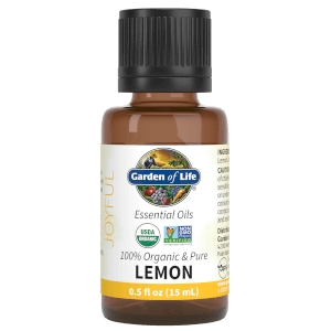 Organic Essential Oil - Lemon - 15ml