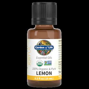 Ätherisches Bio-Öl - Zitrone - 15ml