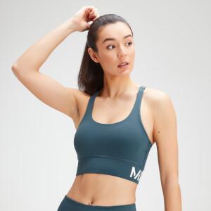 Essentials Training 基礎訓練系列 女士運動內衣 - 深藍