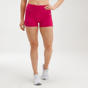 MP Women's Power Booty Shorts - Virtual Pink