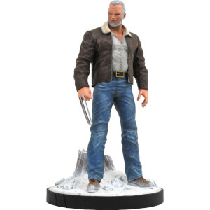 Diamond Select Marvel Premier Collection Old Man Logan Statue