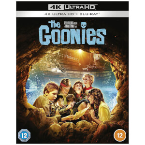 The Goonies - 4K Ultra HD (Includes 2D Blu-ray)