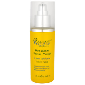 Radiant Glow Botanical Facial Toner 150ml