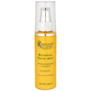Radiant Glow Botanical Facial Milk 80ml
