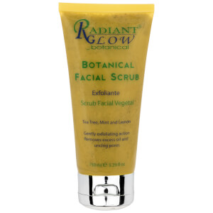 Radiant Glow Botanical Facial Scrub 150ml