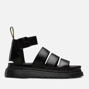 Dr. Martens Women's Clarissa II Sandals - Black Brando
