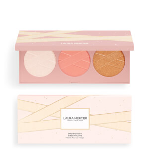 Laura Mercier Opening Night Cheek Palette 3 x 6g (Worth £72.00)