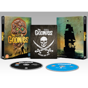 The Goonies - Zavvi Exclusive 4K Ultra HD Steelbook with Slipcase
