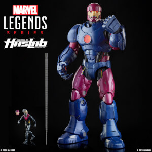 Figurine Articulée Premium Sentinelle X-Men Marvel Hasbro Haslab Marvel Legends