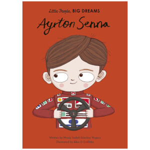 Bookspeed: Little People Big Dreams: Ayrton Senna