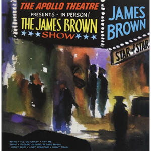 James Brown - Live At The Apollo LP