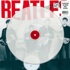 The Beatles - The Decca Tapes (Clear Vinyl) LP