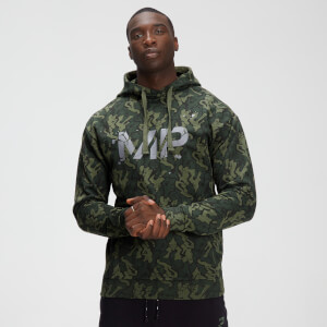MP Men's Adapt Camo Hoodie - Green Camo